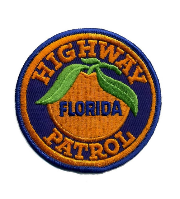 FL Highway Patrol Patch