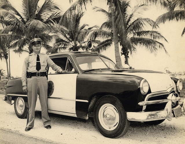 1950 Florida Highway Patrolman